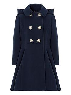 monsoon-girls-nancy-godet-hooded-coat-navy