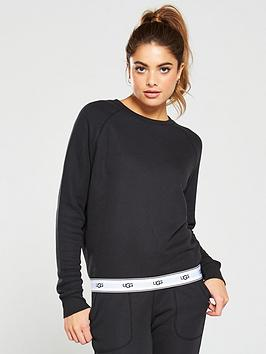 Ugg Ugg Nena Knitted Top - Black Picture
