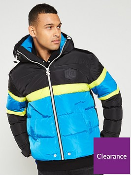 diesel-w-martos-colour-block-quilted-jacket-blueblack