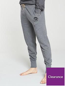 diesel-umlt-lounge-sweatpants-grey