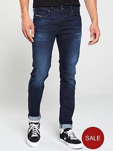 diesel-sleenker-x-skinny-fit-jeans-dark-blue