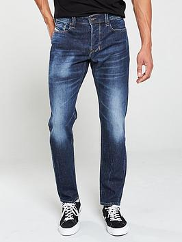Diesel Diesel Larkee-Beex Regular Fit Jeans - Mid Wash Picture