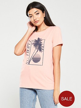 v-by-very-st-tropez-flock-t-shirt-pink