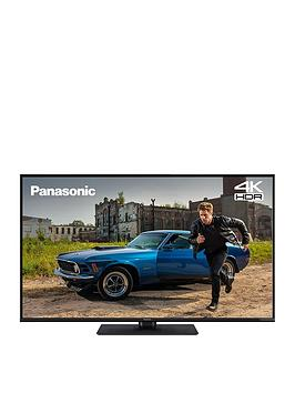 Panasonic   Tx-55Gx550 55 Inch, 4K Ultra Hd, Freeview Play Smart Tv