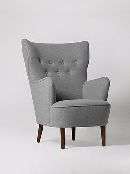 Swoon Swoon Ludwig Fabric Armchair Picture