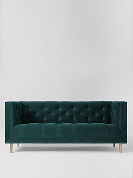 Swoon Swoon Vincent Fabric 2 Seater Sofa Picture