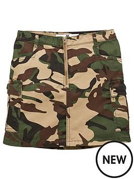 v-by-very-girls-camo-skirt-khaki