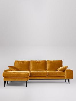 Swoon Swoon Tulum Fabric Left Hand Corner Sofa Picture