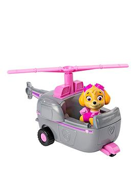 Paw Patrol Paw Patrol Helicopter Vehicle With Chase Figure Picture