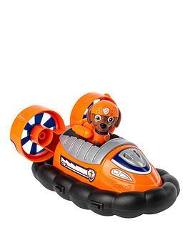 Paw Patrol Paw Patrol Hovercraft With Zuma Figure Picture