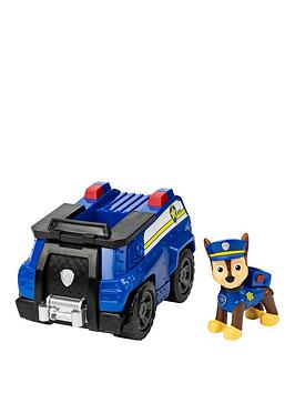 Paw Patrol Paw Patrol Police Cruiser Vehicle With Chase Figure Picture
