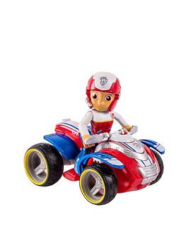 Paw Patrol Paw Patrol Vehicle With Pup - Ryder Picture