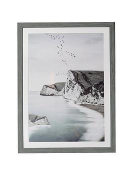 arthouse-durdle-door-beach-framed-print