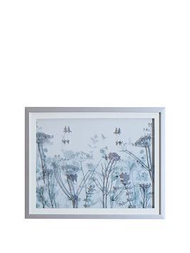 ARTHOUSE  Arthouse  Layered Botanical Framed Art Print
