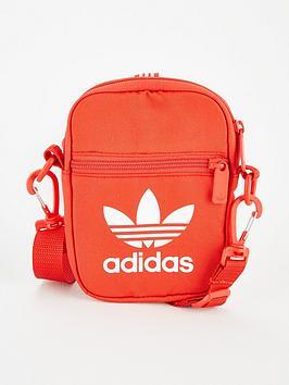 adidas Originals Adidas Originals Festival Bag - Red Picture