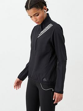 Adidas   Run It Jacket - Black