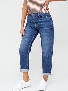 v-by-very-high-waist-mom-jean-dark-wash