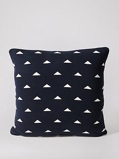 swoon-krishna-100-cotton-cushion-navy-and-white