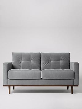 Swoon Swoon Berlin Fabric 2 Seater Sofa Picture
