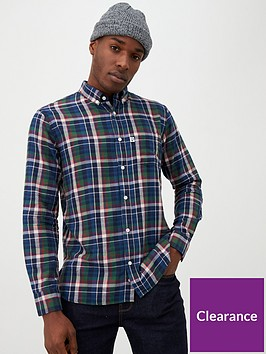 penfield-barrhead-brushed-check-shirt-multi-coloured-check