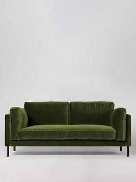 Swoon Swoon Munich Fabric 2 Seater Sofa Picture