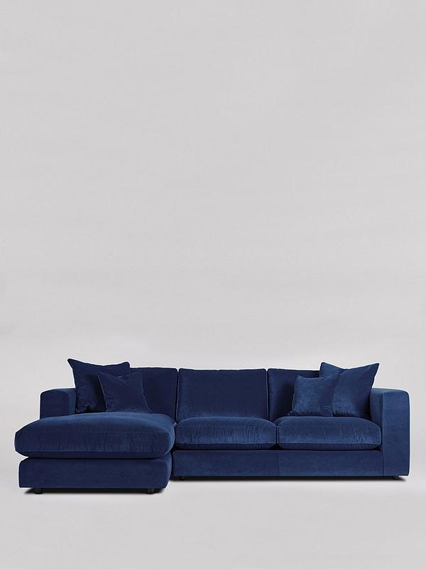 Althaea Fabric Left Hand Corner Sofa