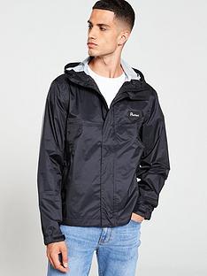 penfield-rifton-hooded-lightweight-jacket-black