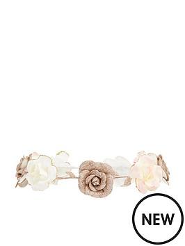 monsoon-mixed-metallic-rose-garland-multi