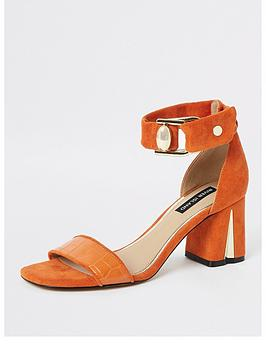 river-island-block-heel-sandal-orange