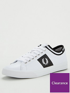 fred-perry-leather-trainer-white