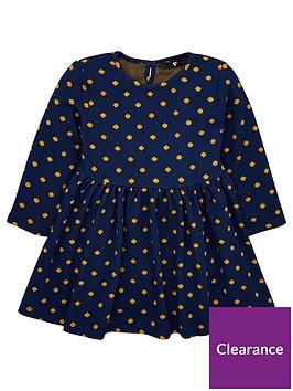 v-by-very-girls-polka-dot-smock-dress-navy