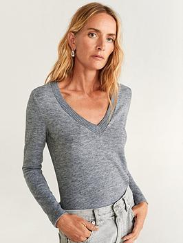 mango-knitted-long-sleeve-jumper