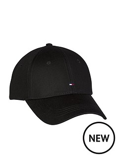 tommy-hilfiger-classic-baseball-cap-black