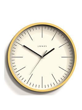Jones Clocks Jones Clocks Spartacus Wall Clock Picture