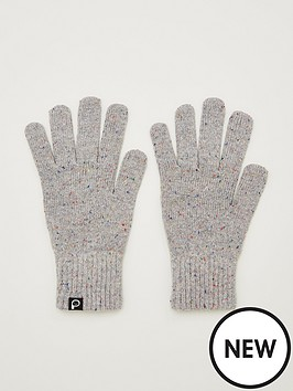 highgate-nep-knitted-gloves-grey
