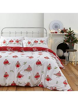 catherine-lansfield-robins-king-size-duvet-cover-and-pillowcase-set