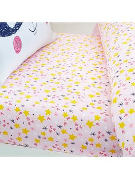 Catherine Lansfield Catherine Lansfield Super Bunny Single Fitted Sheet Picture