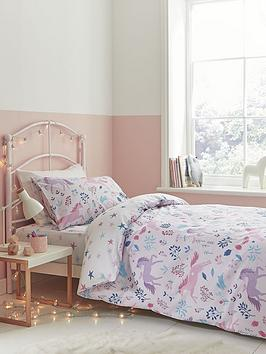 Bianca Cottonsoft Bianca Cottonsoft Woodland Unicorn And Stars Duvet Cover  ... Picture