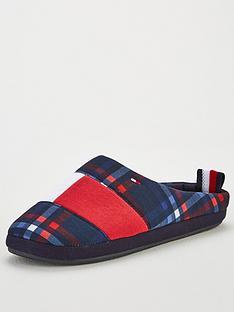 tommy-hilfiger-jersey-slippers-navy