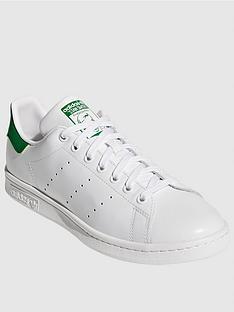 adidas-originals-stan-smith-whitegreennbsp