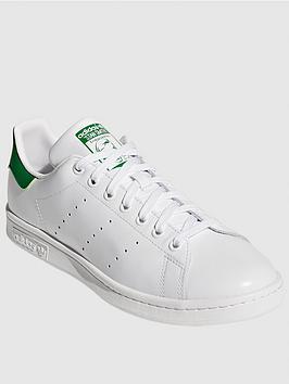 adidas Originals Adidas Originals Stan Smith - White/Green Picture