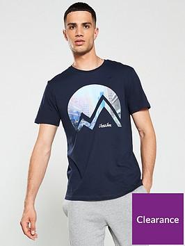 jack-jones-dany-print-crew-neck-t-shirt-navy