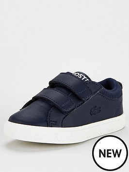 lacoste-infant-boys-straightset-319-trainers-navy