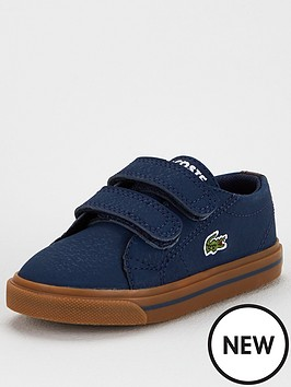 lacoste-infant-boys-riberac-419-trainers-navy
