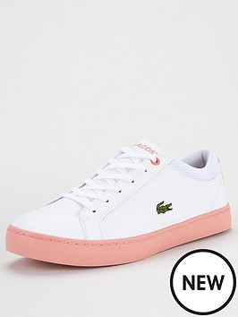 lacoste-older-girls-straightset-419-trainers-whitepink