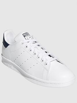 adidas Originals Adidas Originals Stan Smith - White/Navy Picture