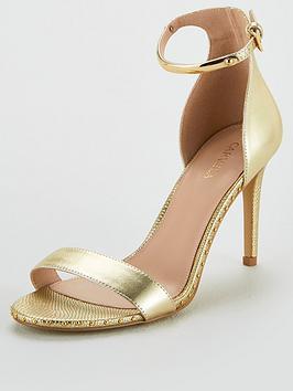 carvela-grid-heeled-sandals-gold