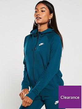 nike-nsw-essential-fz-hoodie-midnight-turquoisenbsp