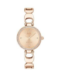 coach-coach-rose-gold-sunray-crystal-set-dial-rose-gold-stainless-steel-bracelet-ladies-cocktail-watch