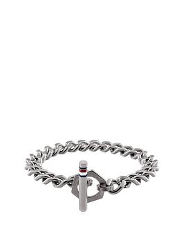 Tommy Hilfiger Tommy Hilfiger Toggle Chain Bracelet Picture